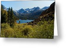 Eastern Sierras 22 Greeting Card