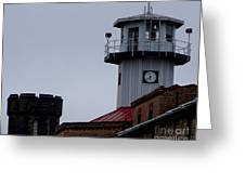 Eastern State Penitentiary 12 Greeting Card