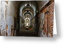 Eastern State Penitentiary 13 Greeting Card