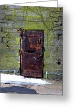 Eastern State Penitentiary 4 Greeting Card