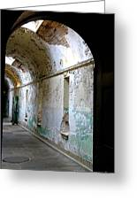 Eastern State Penitentiary 8 Greeting Card