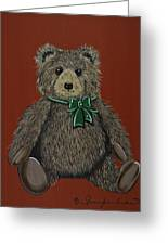 Easton's Teddy Greeting Card