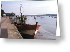 Ebb Tide Greeting Card