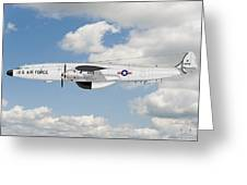 Ec-121t Constellation Greeting Card