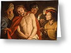 Ecce Homo Greeting Card