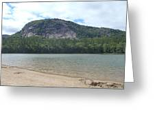 Echo Lake Greeting Card