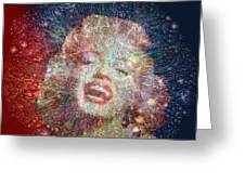 Ecstasy Greeting Card