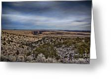 Edges Of The Grand Canyon Greeting Card