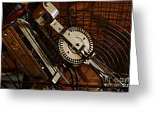 Egg Beater In Basket Greeting Card
