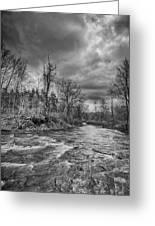 Eighteenmile Creek 1835b Greeting Card