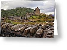 Eilean Donan Castle 1 Greeting Card