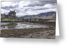 Eilean Donan Castle - 1 Greeting Card