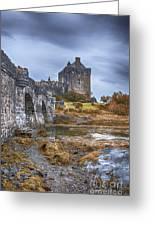 Eilean Donan Castle 3 Greeting Card