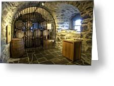 Eilean Donan Castle - 4 Greeting Card