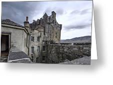 Eilean Donan Castle - 5 Greeting Card