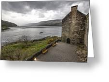 Eilean Donan Castle - 6 Greeting Card