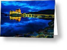 Eilean Donan Castle Scotland IIi Greeting Card