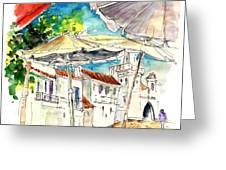 El Rocio 03 Greeting Card