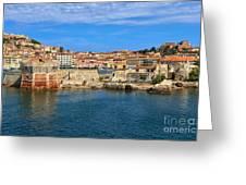 Elba Island - Portoferraio  Greeting Card