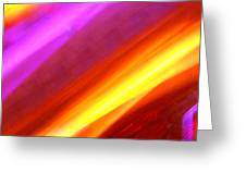 Electric Light Song Greeting Card