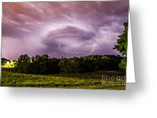Electric Mississippi Greeting Card