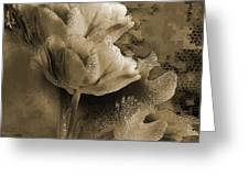Elegance Greeting Card