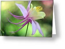 Elegant Dancer Greeting Card