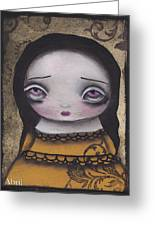 Elenora Greeting Card