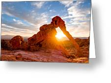 Elephant Rock Greeting Card