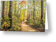 Elfin Forest Greeting Card