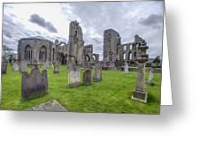 Elgin Cathedral Community - 3 Greeting Card