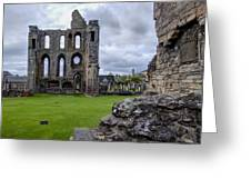 Elgin Cathedral Community - 4 Greeting Card