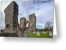 Elgin Cathedral Community - 5 Greeting Card