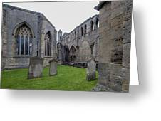 Elgin Cathedral Community - 6 Greeting Card