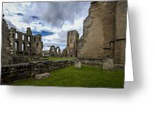 Elgin Cathedral Community - 7 Greeting Card