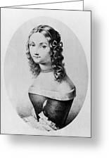 Elisabetta Sirani (1638-1665) Greeting Card