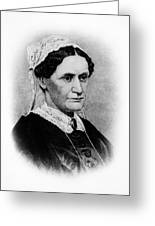 Eliza Mccardle Johnson (1810-1876) Greeting Card