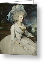 Elizabeth Countess Of Warwick Greeting Card