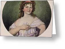 Elizabeth Monroe (1768-1830) Greeting Card