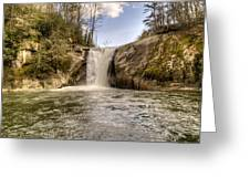 Elk Creek Falls 31 Greeting Card