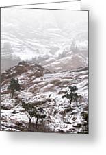 Elk Mountain Greeting Card