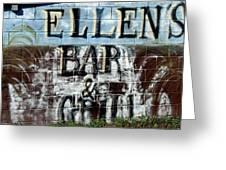 Ellen's Place Greeting Card