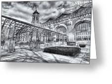 Ellis Island Immigration Museum IIi Greeting Card