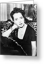 Elsa Schiaparelli (1890-1973) Greeting Card