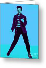 Elvis Is In The House 20130215p148 Greeting Card by Wingsdomain Art and Photography