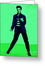 Elvis Is In The House 20130215p91 Greeting Card