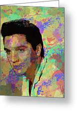 Elvis Presley - 5 Greeting Card