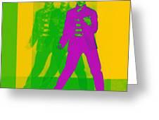 Elvis Three 20130215 Greeting Card