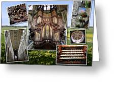 Ely Montage Greeting Card