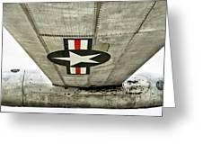 Emblem Underneath Greeting Card